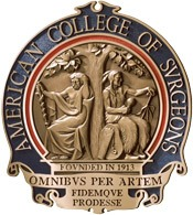 American College of Surgeons logo.